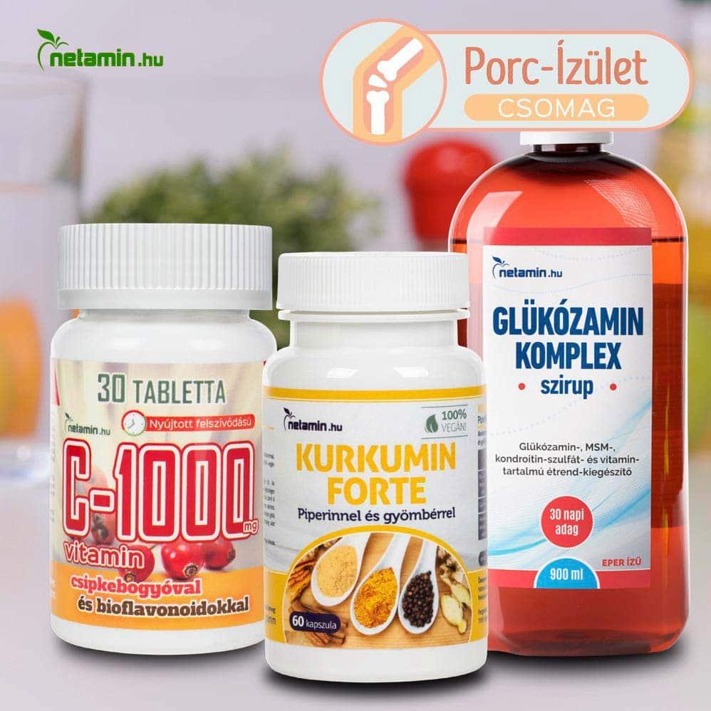 folyékony kondroitin és glükozamin