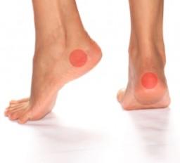 fájdalom a lábak ízületeiben piros foltok