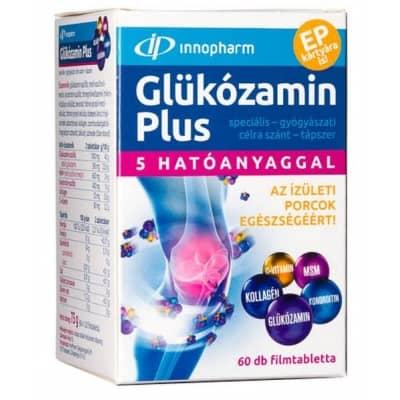 glükózamin-kondroitin a gerinc számára