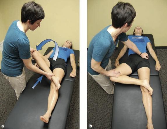 térd- és csípőízület kezelése