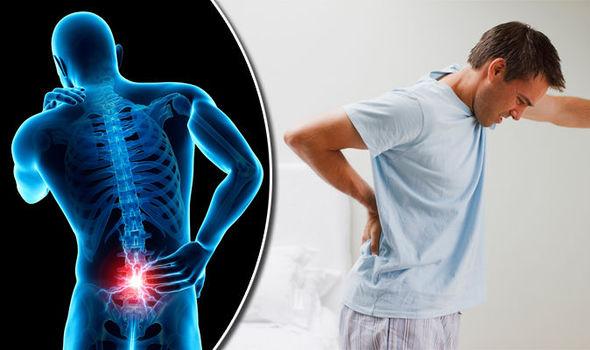 A csigolyák enyhe uncoebrális artrózisa