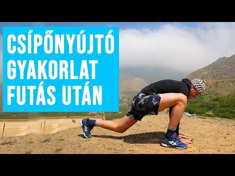 miért fájnak a csípőízületek futás után