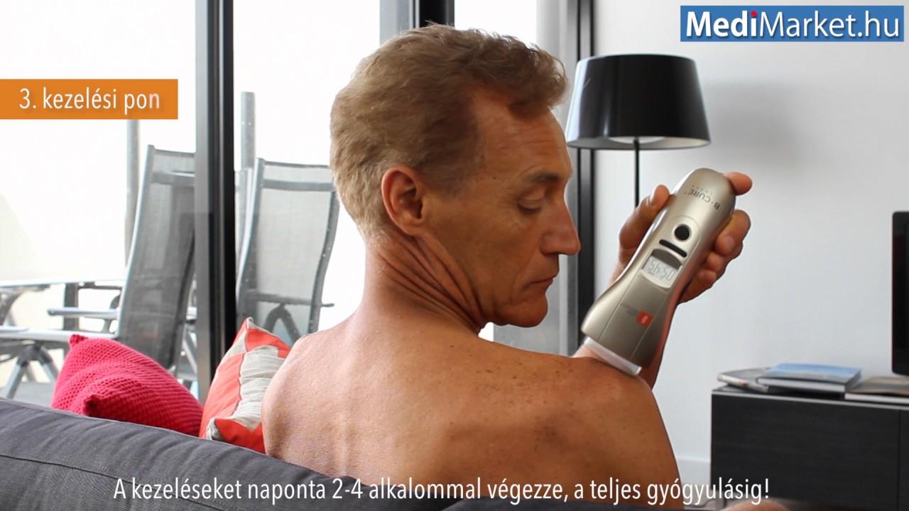 artrózis infravörös kezelés