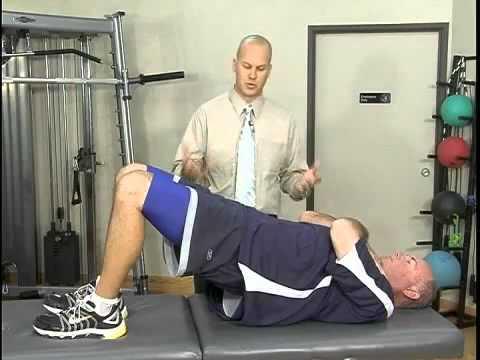 gyakorlatok a csípőízület kezelésére