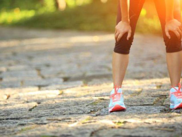 fájdalom a boka edzés közben