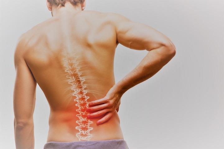 ízületi fájdalmak és a hát alsó része