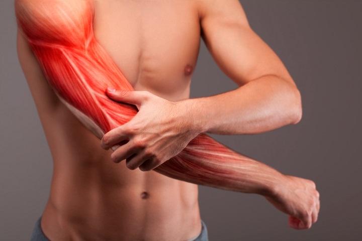 váll sérülés hideg a második fokú térd deformáló artrózisa