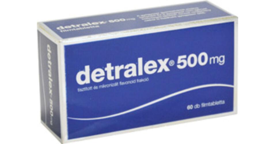 Detralex mg filmtabletta 60x – szoszszc.hu
