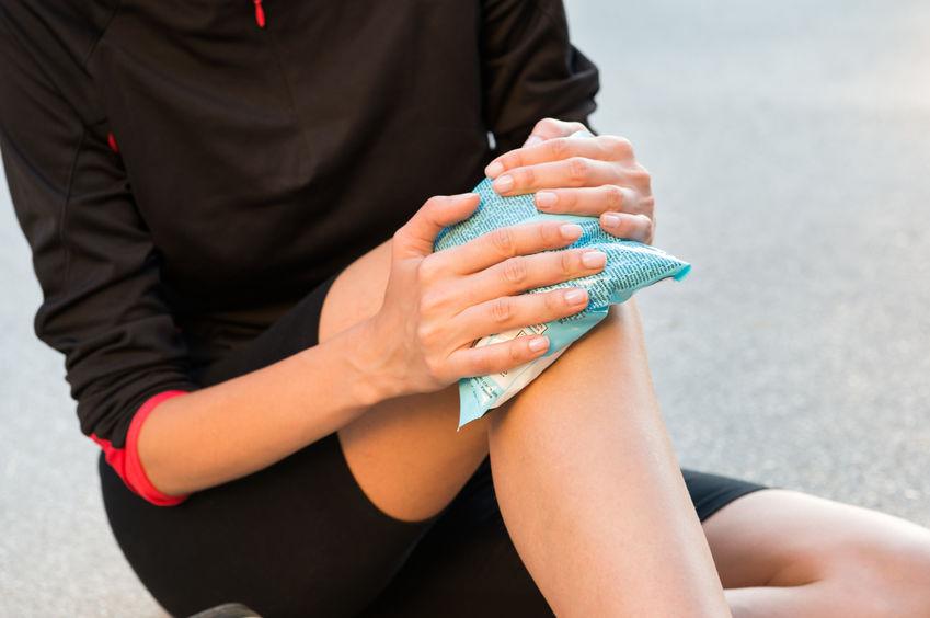 az ízületeket hidegen kezelje a boka kenőcsének kezelésére szolgáló szalagok károsodása