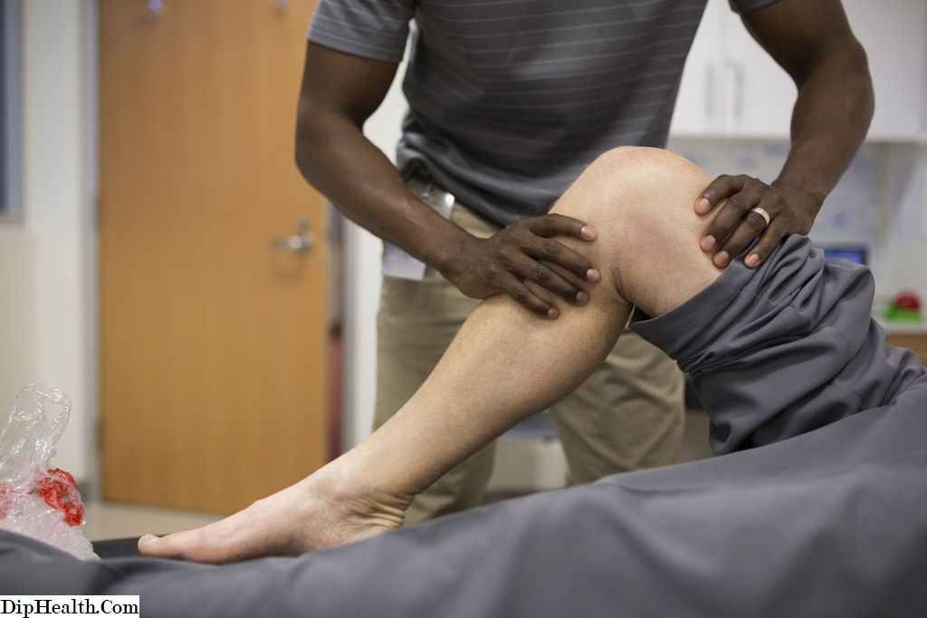 az alsó lábfájdalom a csípőpótlás után