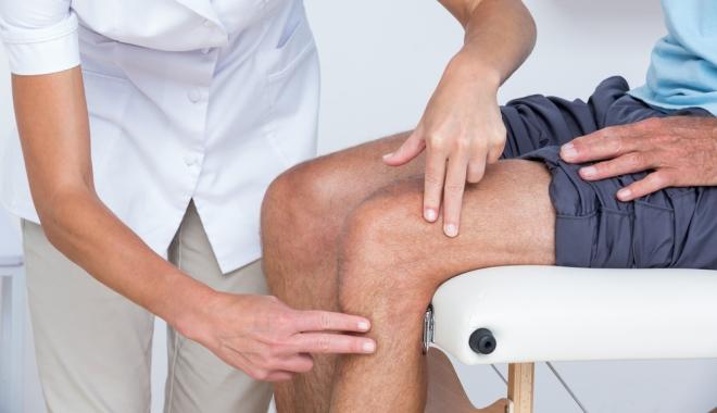 a kéz arthrosisának kezelése sokkhullám-kezeléssel térd sérülés