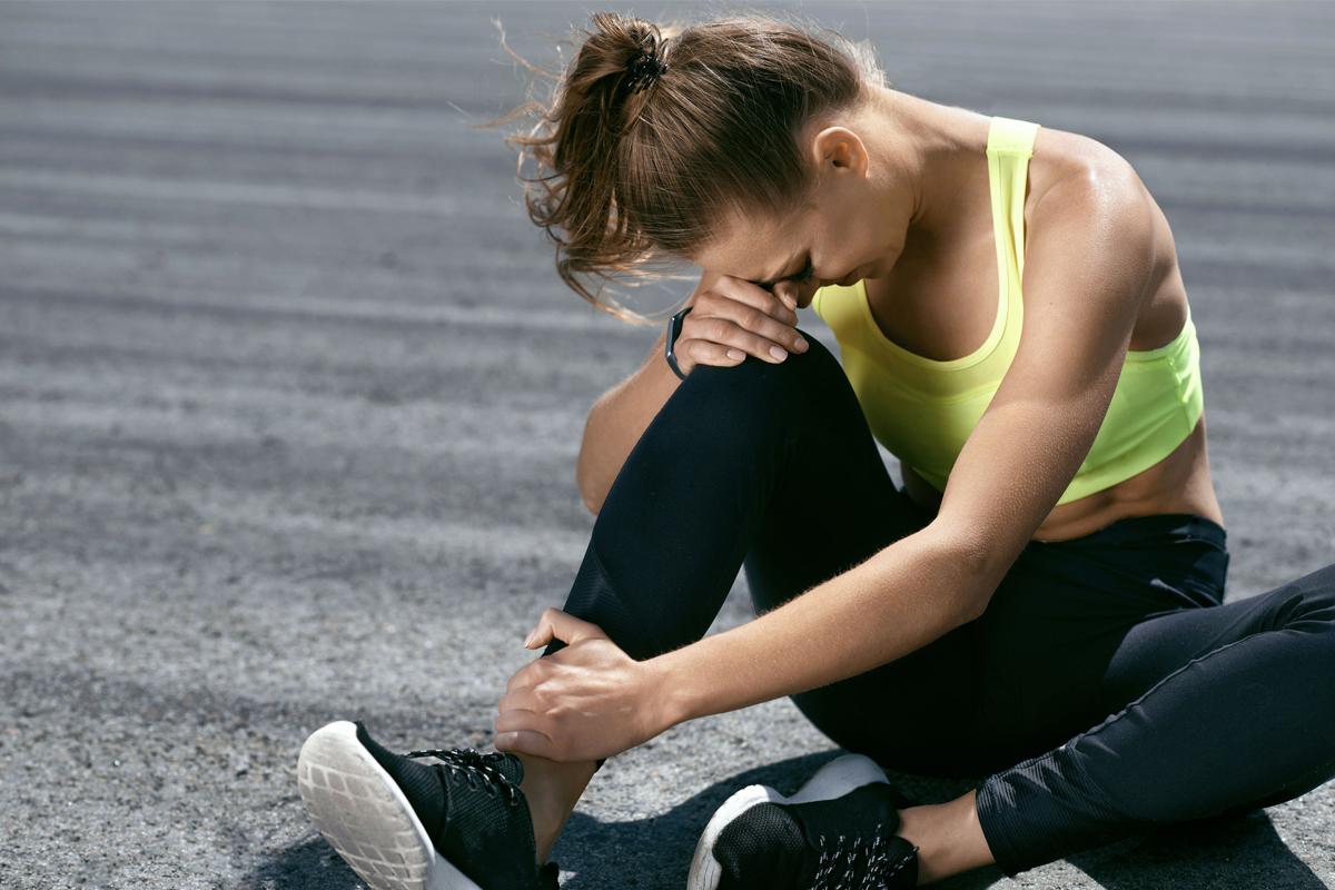 ízületek fájnak futás után