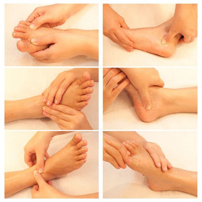 a lábak alsó végtagjainak ízületi kezelése)