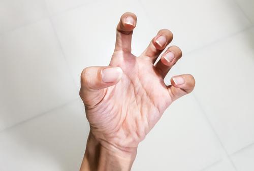 ujjfájdalom ízületek