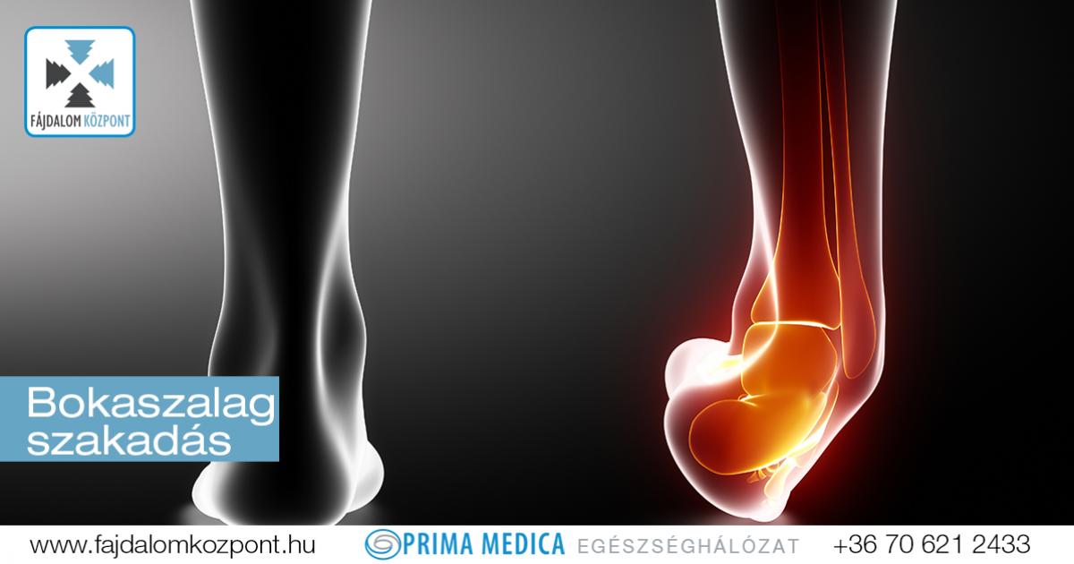 boka sérülések kezelése)