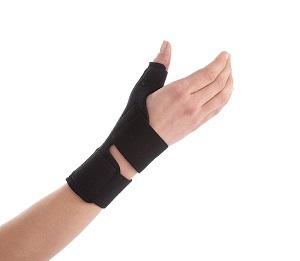 fájó fájdalom a kéz csuklójában)