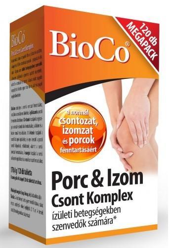JutaVit Porc-Csont-Izom Komplex 9 x db mindössze Ft-ért az Egészségboltban!