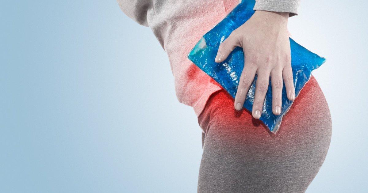 Comb- és csípőfájdalom ropogással