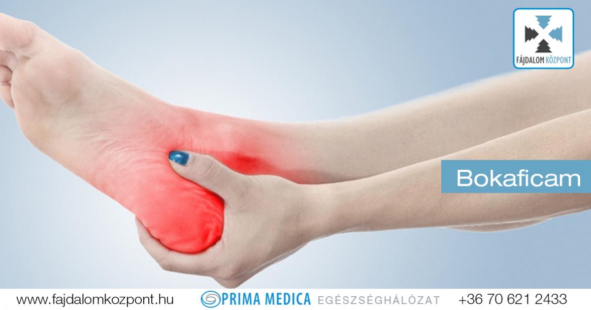 a boka fájdalmának kezelése)