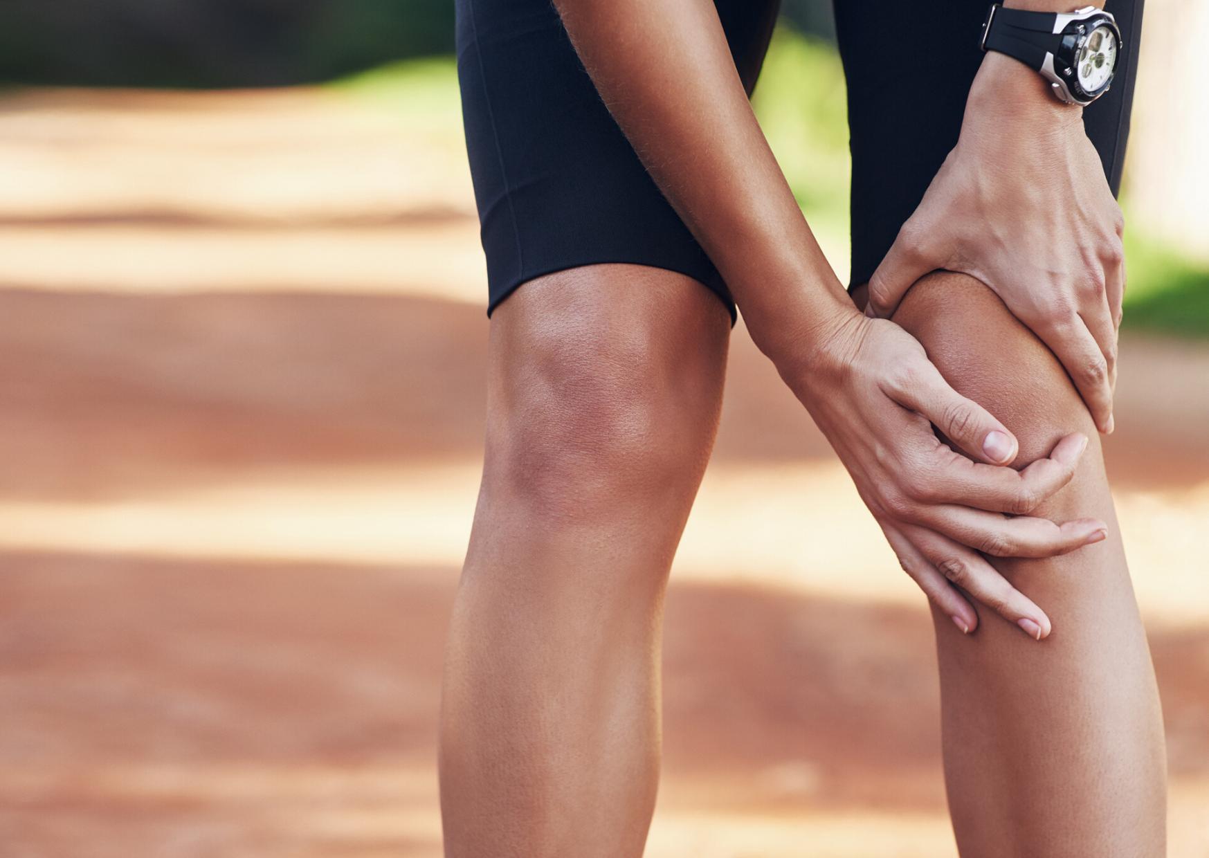 futás térdízületek fájdalmával