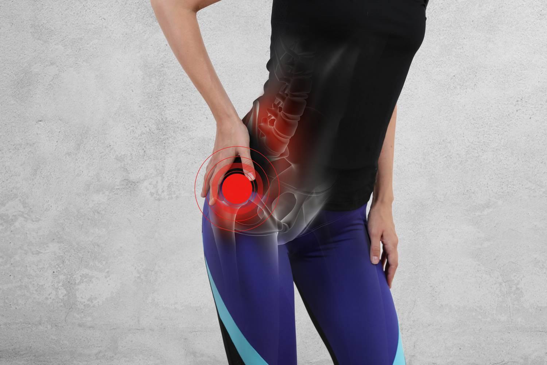 fájó fájdalom a jobb csípőízületben