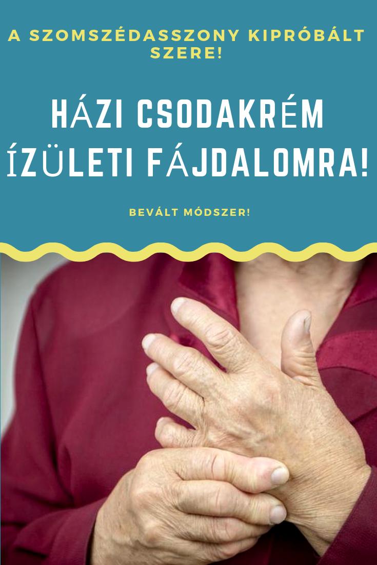 Magyar Tudomány /9 - A biológiai terápia alkalmazása ízületi gyulladásokban - MeRSZ