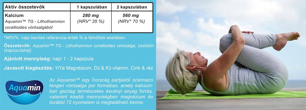 kalciumhiány és ízületi fájdalom)
