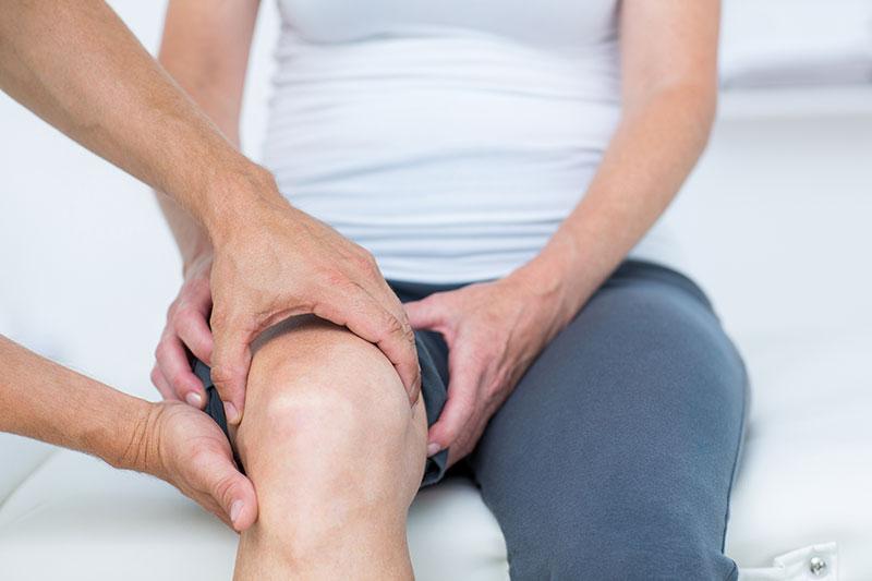 térdropogás kezelése kötőszövet-javító szerek