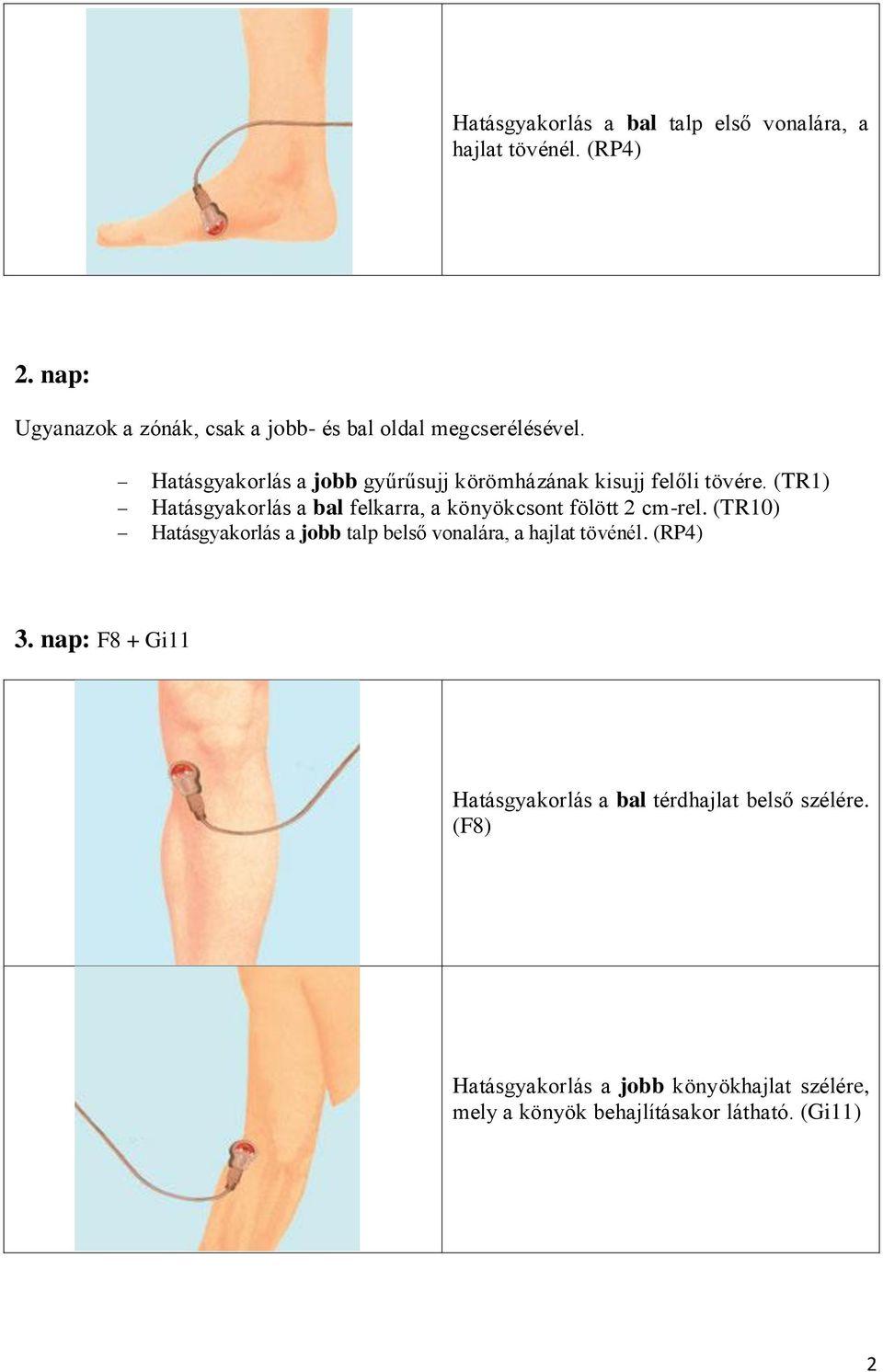ízületi struktúra kezelése)