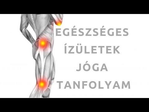 gyakorlatok ízületi fájdalmak kezelésére)
