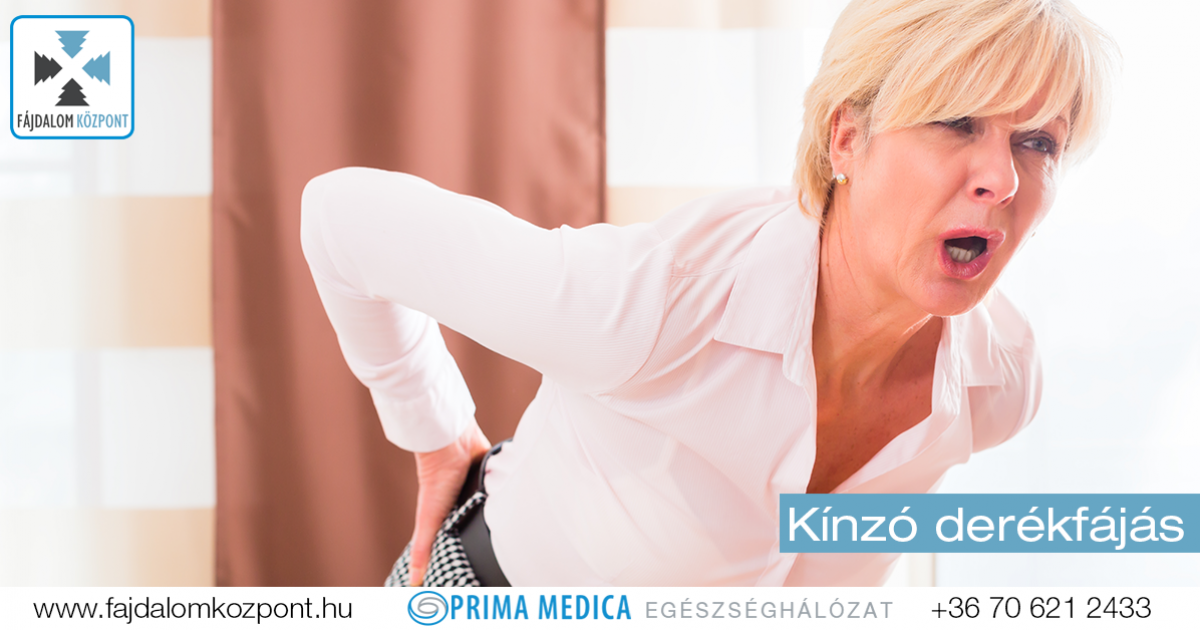 Derékfájást okozó nőgyógyászati problémák   BENU Gyógyszertárak