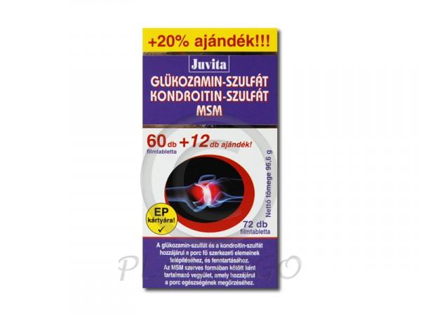 gyógyszertári kondroitin és glükózamin)