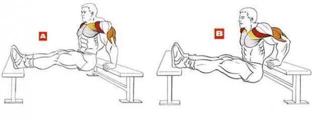 fájdalom a könyökízület karjában edzés közben)