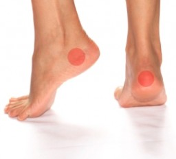 fájdalom a lábak ízületeiben piros foltok)