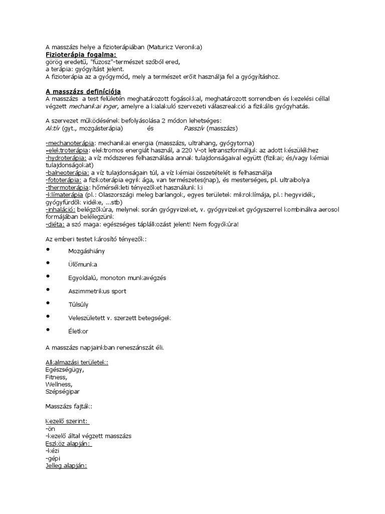 a könyökízület bursitisének kezelési terve)