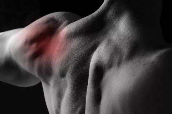 a vállízületek posztraumás artrózisa