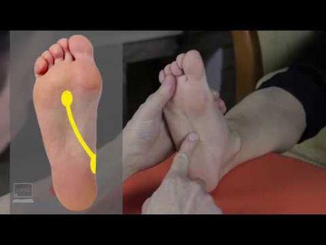 ahol kezelni kell a lábak ízületeit