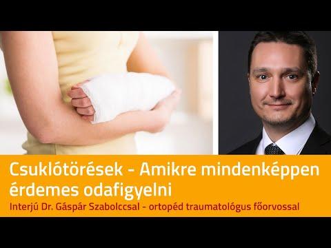 az ortopéd orvos az artrózist kezeli)