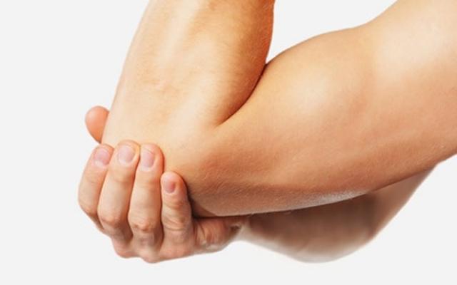 a kéz radiális ízületének ízületi gyulladása