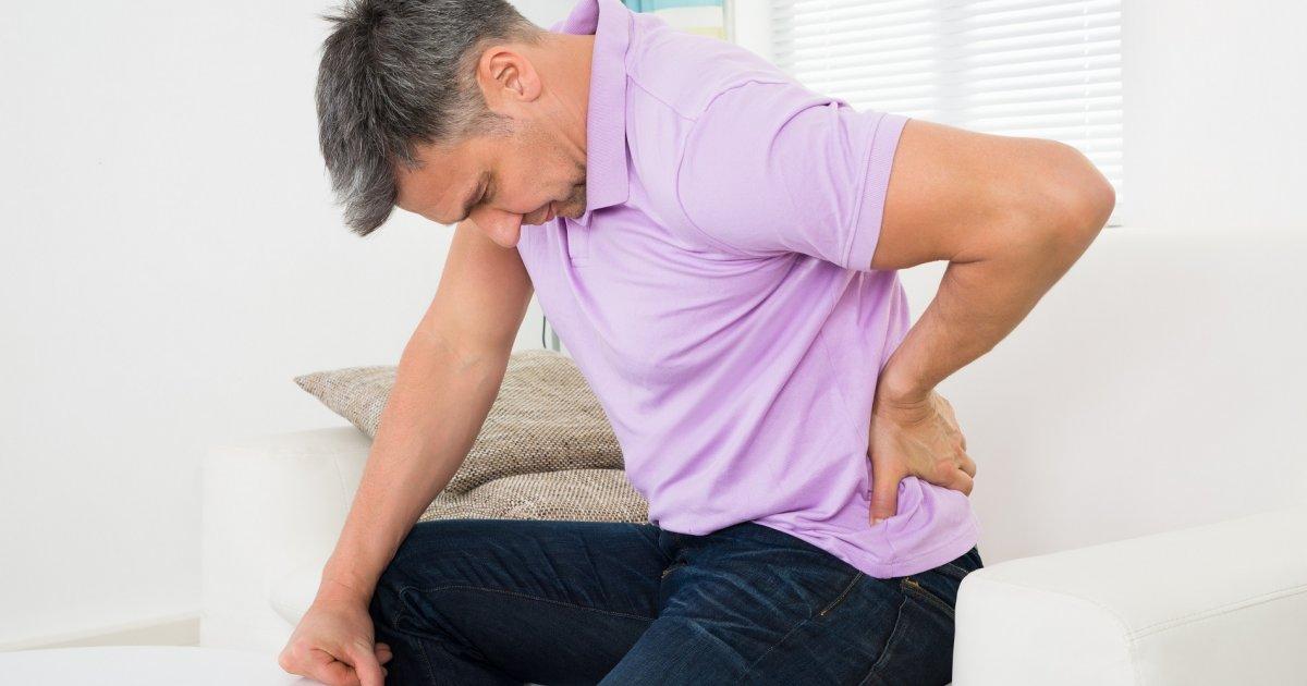 gerincfájdalom kezelése otthon