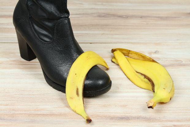közös kezelés banánhéjjal