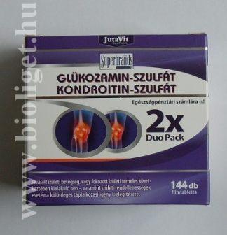 melyik glükozamin és kondroitin jobb)