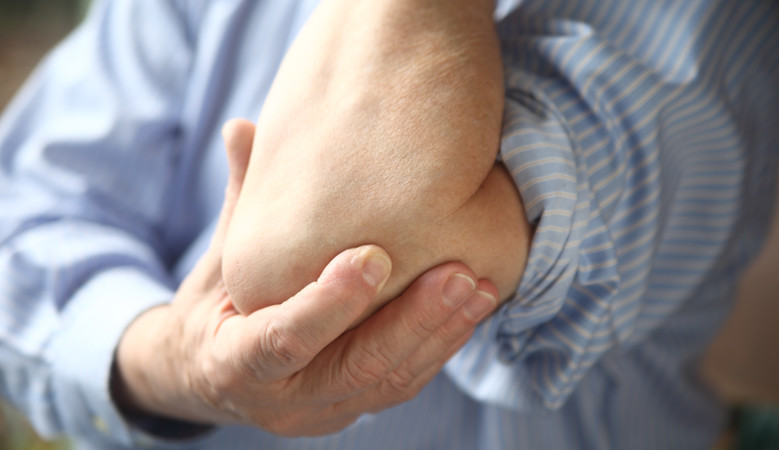 fájdalom a könyök ízületeiben edzés után