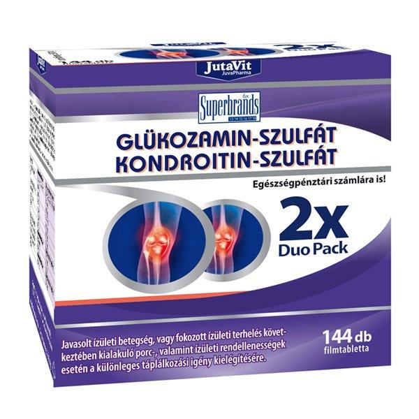 glükozamin-kondroitin ízületek és ízületek számára)