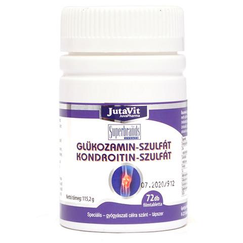 glükozamin és chondroitin hol vásárolható meg csípőízület kezelésében fellépő osteochondrosis fájdalom