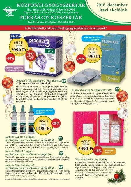 glükózamin-kondroitin gél ára a gyógyszertárban)