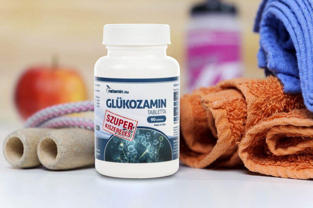 glükózamin ízületi gyulladás kezelése