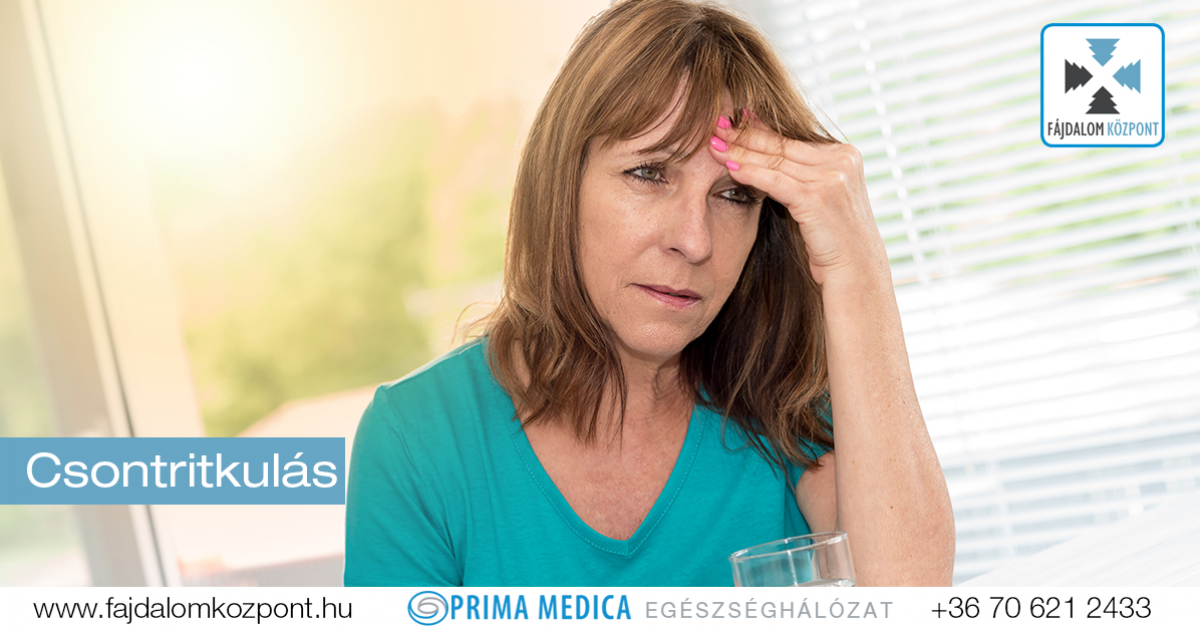 készítmények csontritkulás és fejfájás kezelésére