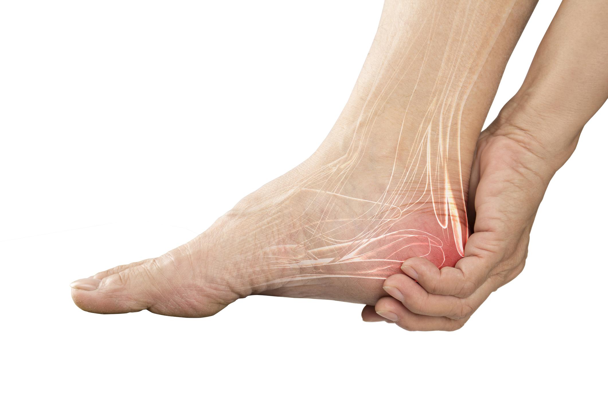 lábujj-törés ízületi gyulladás