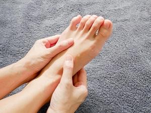 lábujj zsibbadása betegségek